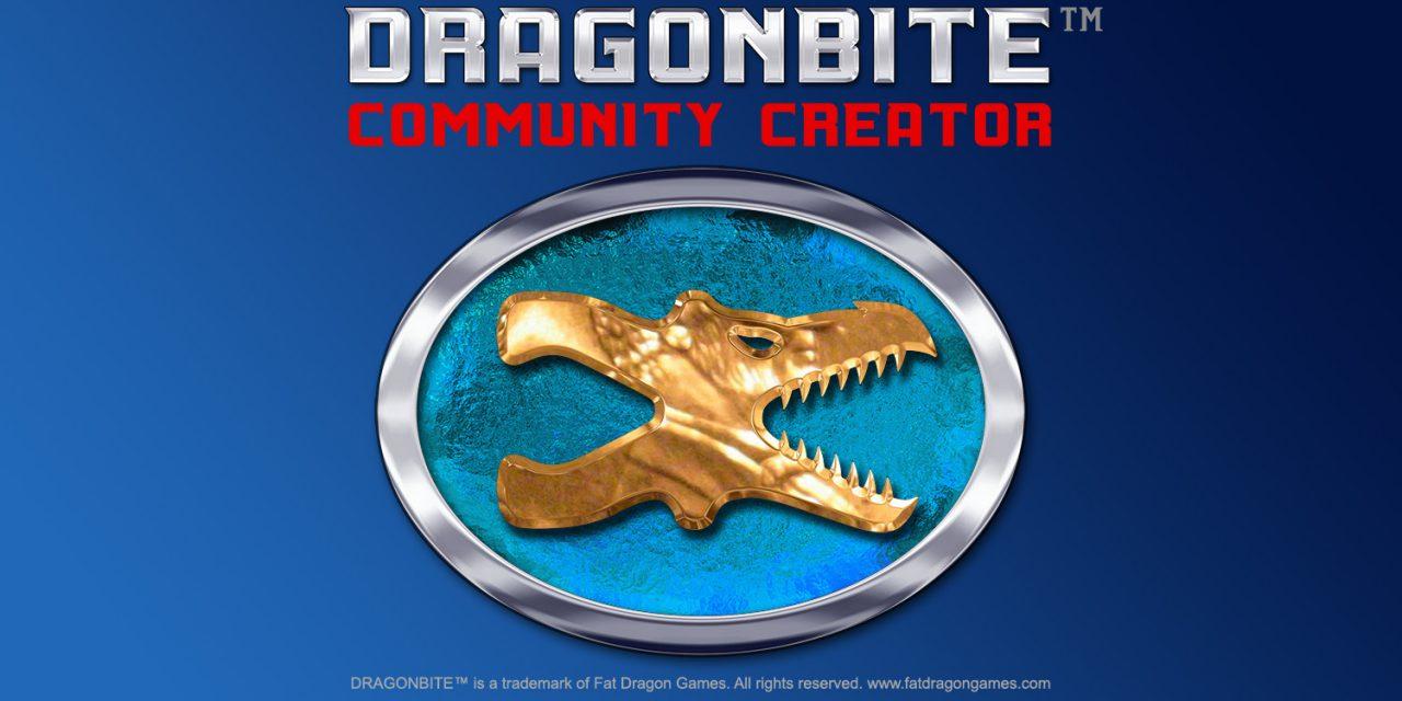 Dragonbite Community Creator Program - Fat Dragon Games