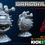 DRAGONLOCK™ 3 Kickstarter preview