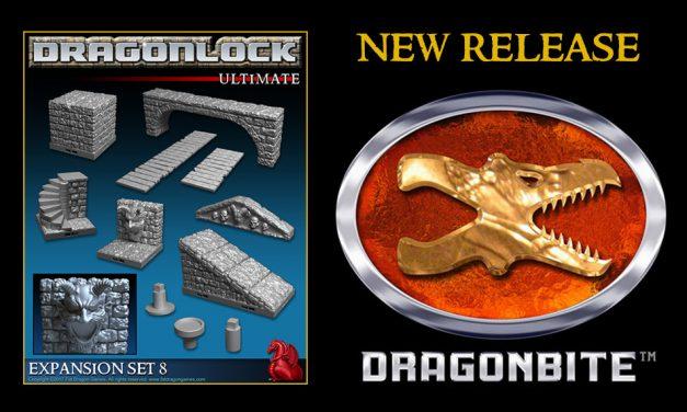 DRAGONLOCK™ Ultimate: Expansion Set 8