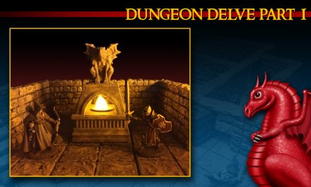 DRAGONLOCK™ Ultimate: Dungeon Delve Part 1