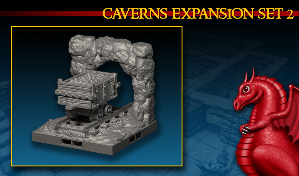 FDG  DRAGONLOCK Ultimate Caverns Floors