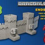 DRAGONLOCK™ 3 Kickstarter, and free models!
