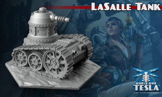 World War Tesla™ LaSalle Medium Tank